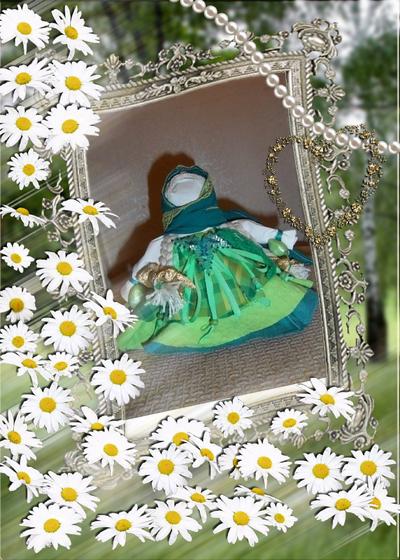 Кукла Манилка